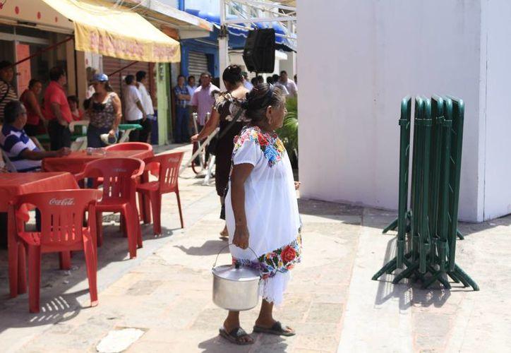 Los recursos serán para el beneficio de los habitantes de las zonas indígenas de Quintana Roo. (Archivo/SIPSE)