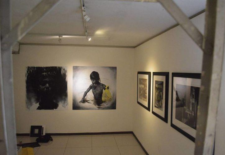 La exposición se encuentra conformada por el trabajo de 18 artistas locales y nacionales.(Milenio Novedades)