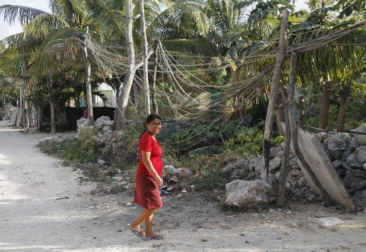 Los habitantes de las colonias carecen de servicios fundamentales para vivir. (Israel Leal/SIPSE)
