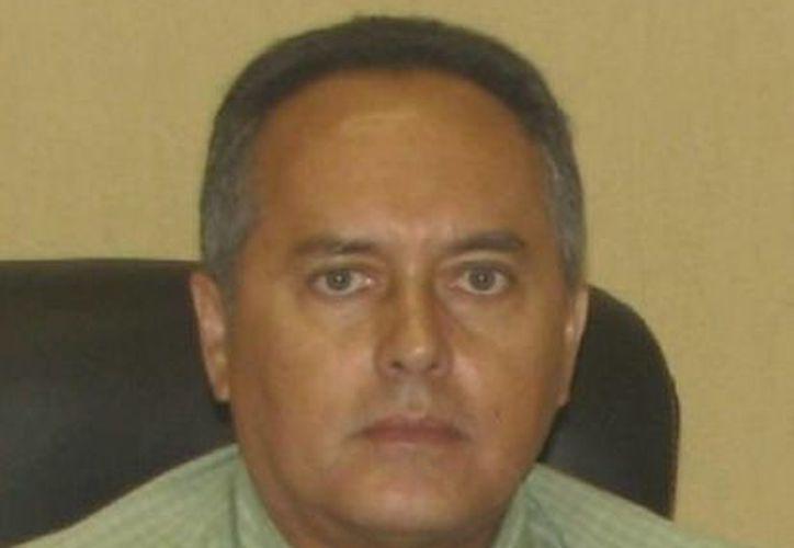 Joel Saury Galué, presidente del Consejo Directivo del organismo. (Redacción/SIPSE)