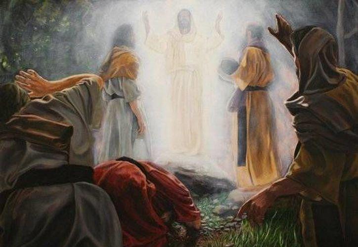 Como parte de la Cuaresma llega el momento de la transfiguración de Cristo, que es una conversión moral. (forosdelavirgen.org)