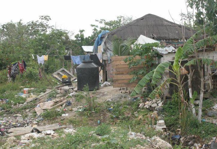 Para trabajar y urbanizar las colonias se necesitan cerca de dos años. (Israel Leal/SIPSE)