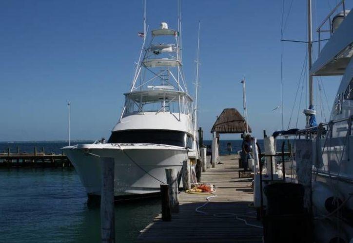Capitanía de Puerto cerró la navegación a estas embarcaciones a partir de las 12 horas de este miércoles. (Archivo/SIPSE)