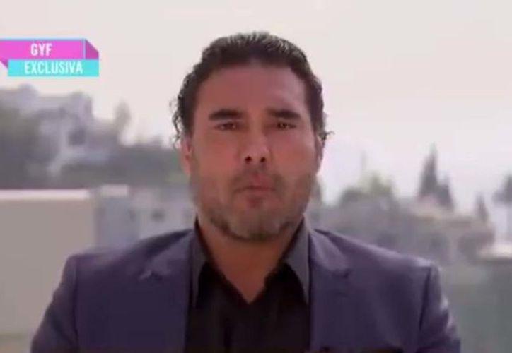 Yáñez aprovechó para romper el silencio y dar su versión de los hechos. (Agencia México)