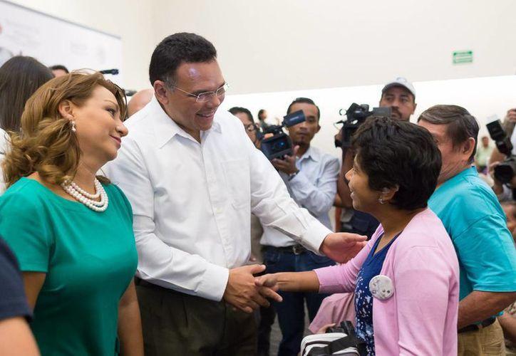 El gobernador Rolando Zapata estará este miércoles en el Salón Mirador del Hotel El Conquistador debido a un evento de la SSY. (Milenio Novedades)