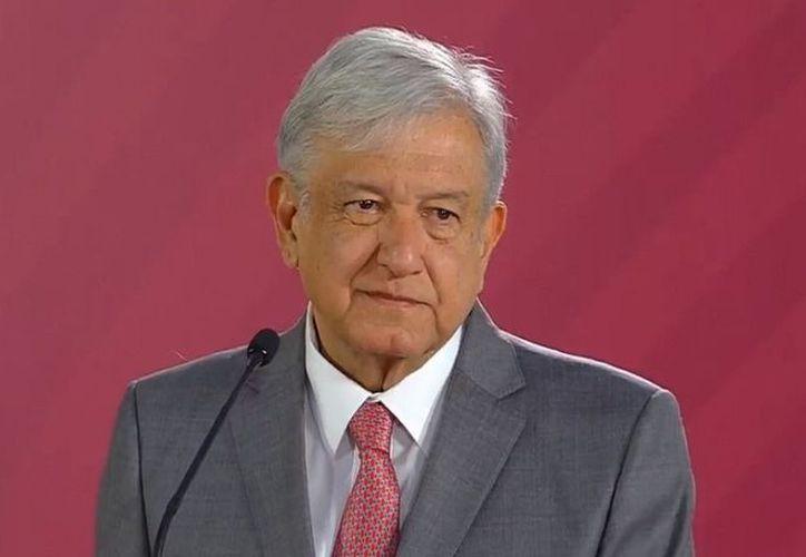 La Ley de Ingresos 2019 no contempla nuevos impuestos y que su Gobierno ya va avanzado en materia del Pesupuesto de Egresos de la Federación. (López Dóriga Digital)