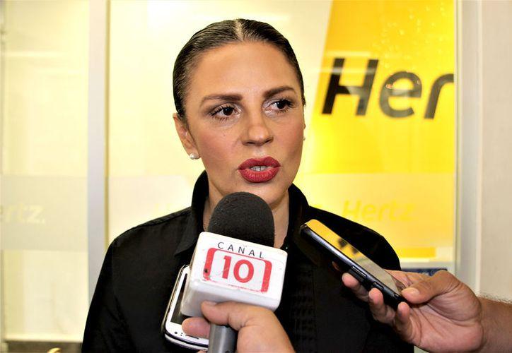 Susana Valencia Moreno, encargada de CDI, dijo que la Comisión no realiza ninguna consulta, sino verifica el desarrollo de la misma.