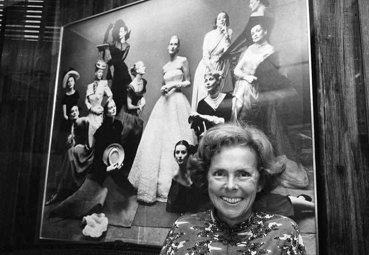 Eileen Ford era conocida por su gran ojo para el talento. (AP)