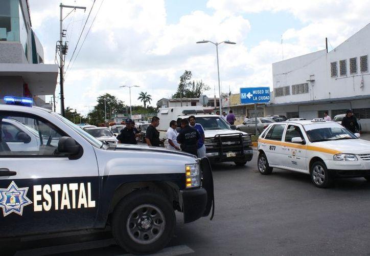 La gente confía poco en sus autoridades indica un estudio realizado por la Universidad de Quintana Roo. (Enrique Mena/SIPSE)