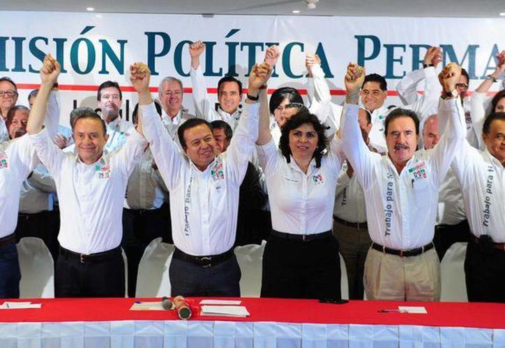 El PRI llegó a Tijuana para 'cerrar filas'. (pri.org.mx)