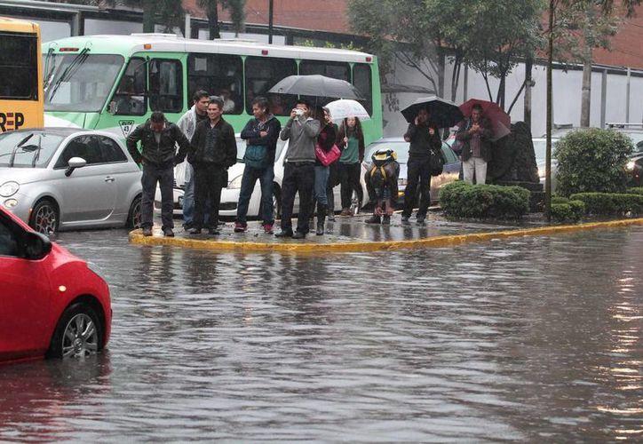 Por lo que se esperan precipitaciones intensas en Puebla, Oaxaca y Chiapas. (Archivo/Notimex)
