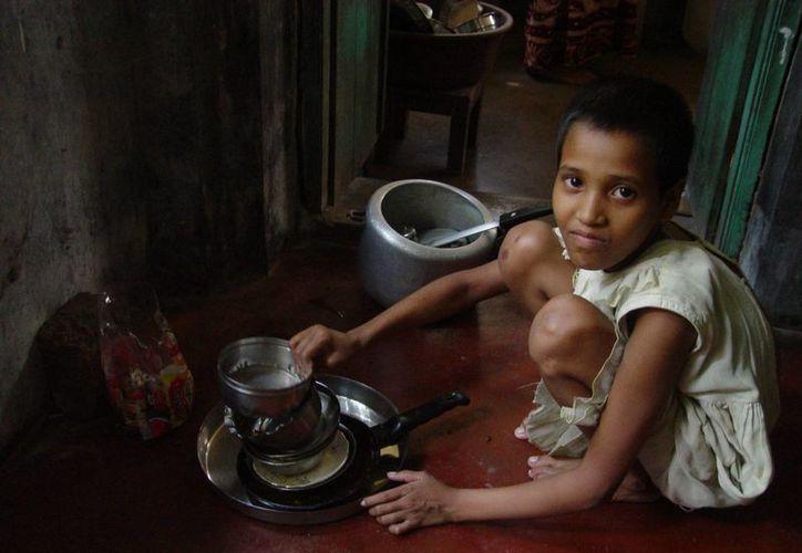 La servidumbre infantil es un fenómeno muy arraigado en la sociedad marroquí. La imagen cumple funciones estrictamente referenciales. (Archivo/Agencias)