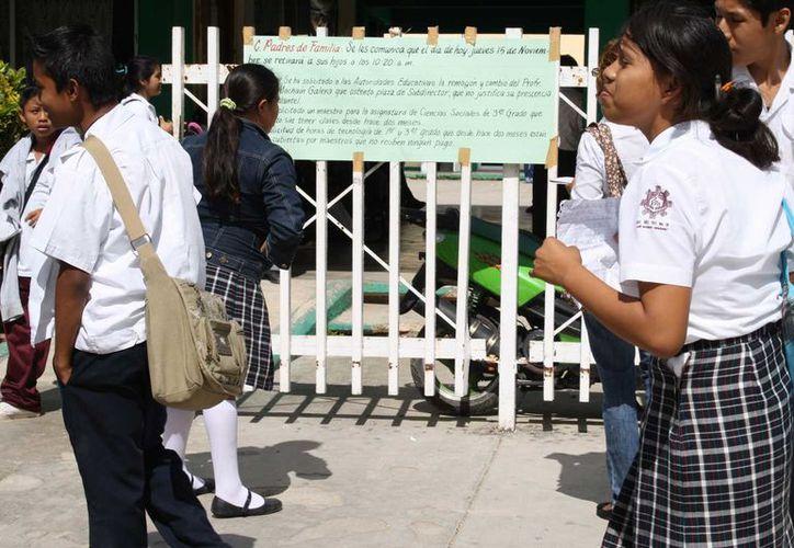 Los estudiantes siguen sufriendo agresiones a pesar de las consecuencias penales conocidas por los maestros.