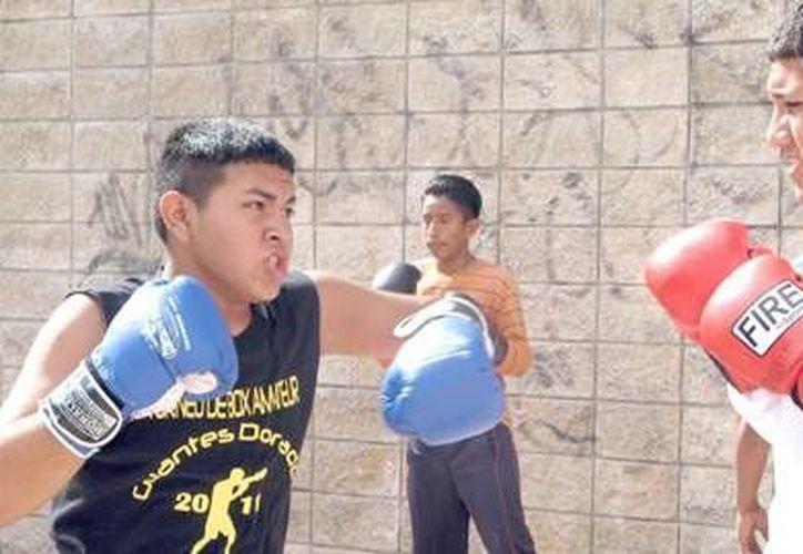 """El gimnasio de Oswaldo """"Cuano"""" Carrasco está ubicado  a un costado del kuchil Baxal. (Foto de contexto/Internet)"""