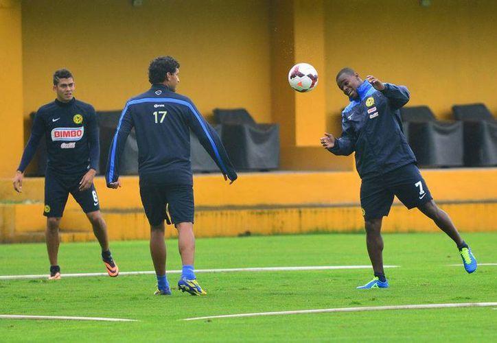 El América utilizará hoy una alineación con jugadores que no han tenido mucha actividad en la Liga MX. (Agencias)