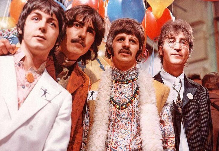 """""""All you need is love"""" reunirá la historia, música y videos de The Beatles. (Foto de Contexto/Internet)"""