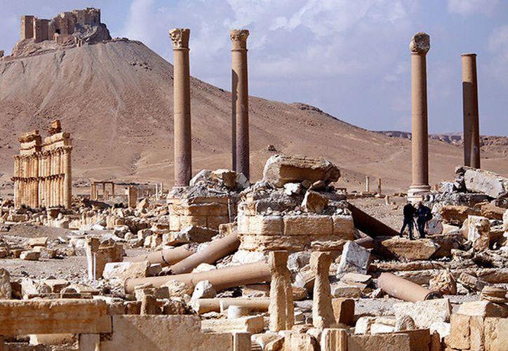 El sector de viajes era una parte importante de la  economía de Siria. (RT)