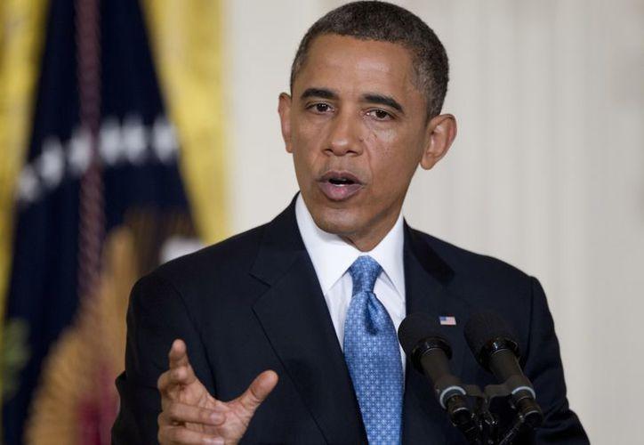 La Casa Blanca reaccionó de manera inmediata a los señalamientos contra Obama. (Agencias)