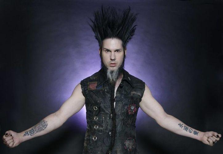 Wayne Static fue fundador del grupo de rock metal Static X en 1999. (audioinkradio.com)
