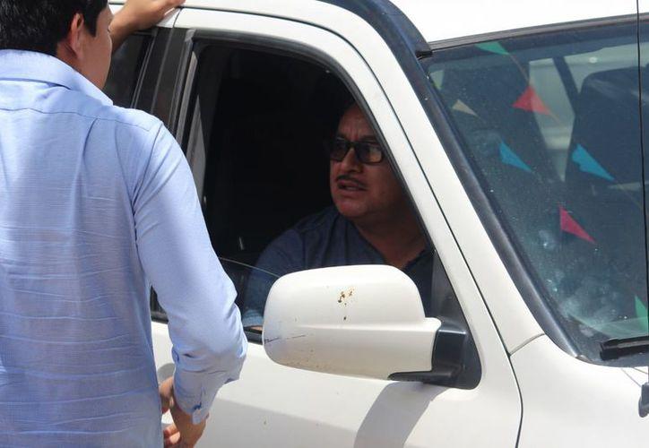 Arturo Olivares Mendiola, es señalado, junto a otros 34 agentes del delito de tortura. (Joel Zamora/SIPSE)