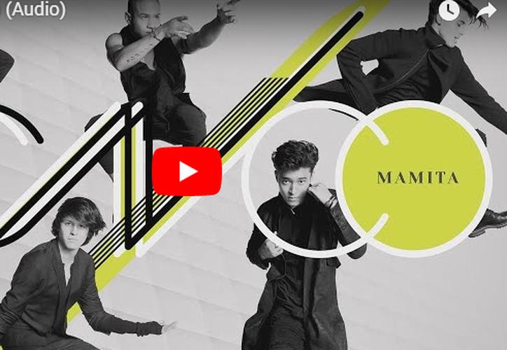 La nueva canción de CNCO, 'Mamita' ha llegado de sorpresa. (Captura YouTube).