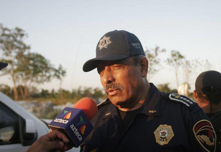 Juan Pedro Mercader Rodríguez, ocupa el puesto del General Villas Castillo. (Harold Alcocer/SIPSE)