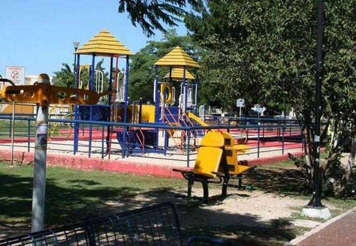 Los juegos infantiles en los parques públicos no están acondicionados para que una niña o un niño con discapacidad puedan utilizarlos, lo que expresa discriminación y no inclusión para este sector social.