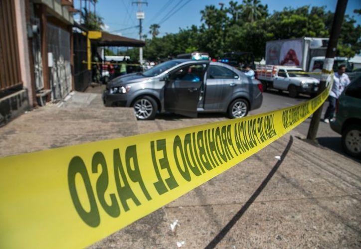 Varios estados han registrado un alza en la violencia, entre robos, secuestros, feminicidios, etc. (La Jornada)