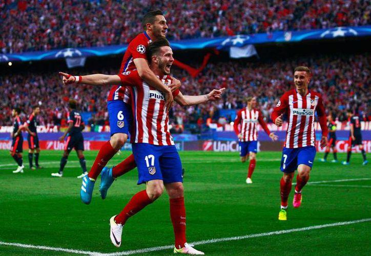 El club del Atlético de Madrid viajará a México con su mejor plantilla. (Getty Images).