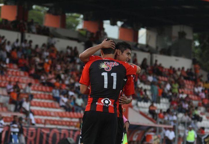 Chiapas sufre su quinta derrota, ante Toluca, en lo que va del Torneo Clausura 2013, de la Nueva Liga MX. (Archivo Notimex)
