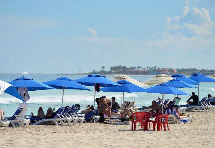 Guatemala es de los países de Centroamérica que ha tenido un incremento en la afluencia turística hacia Cancún. (Karim Moisés)