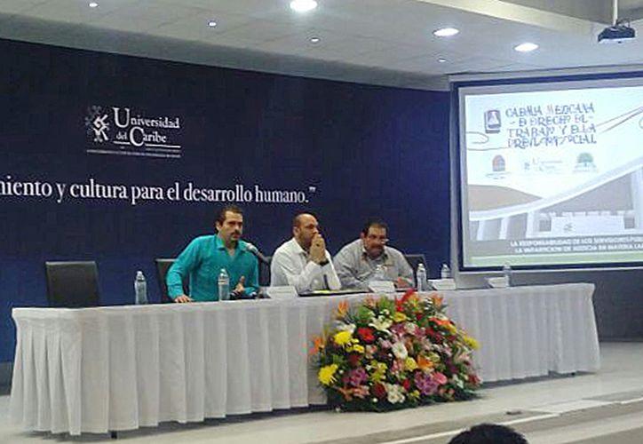 El evento de ayer comenzó en punto de las 9 horas y concluyó pasado el medio día. (Foto: Rubí Velázquez/SIPSE)
