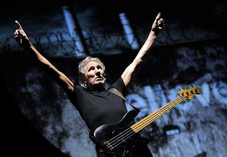 Roger Waters vuelve a México tras cuatro años sin pisar suelo azteca (AP).