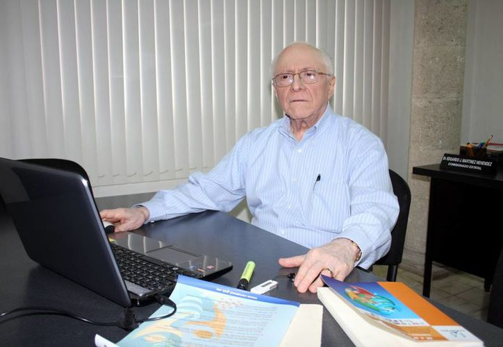 Edgar Martínez Menéndez, comisionado de Codamedy, afirma que  las inconformidades pueden solucionarse con rapidez, comúnmente en un lapso de 24 a 48 horas. (Milenio Novedades)