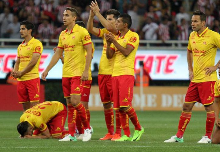Monarcas podría descender el próximo sábado si es derrotado por Pumas. (Foto: Contexto/Internet)