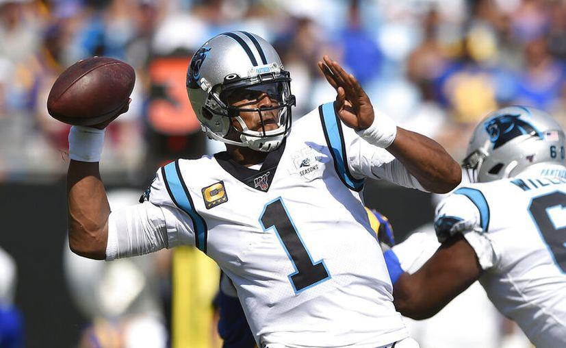 Cam Newton tendrá una nueva oportunidad de brillar, ahora con los 'Pats'. (Foto: AP)