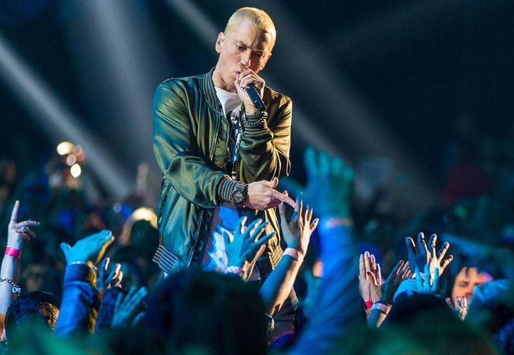 Se volvió famosa desde muy pequeña gracias a su padre, el popular rapero estadunidense Eminem. (billboard.com)
