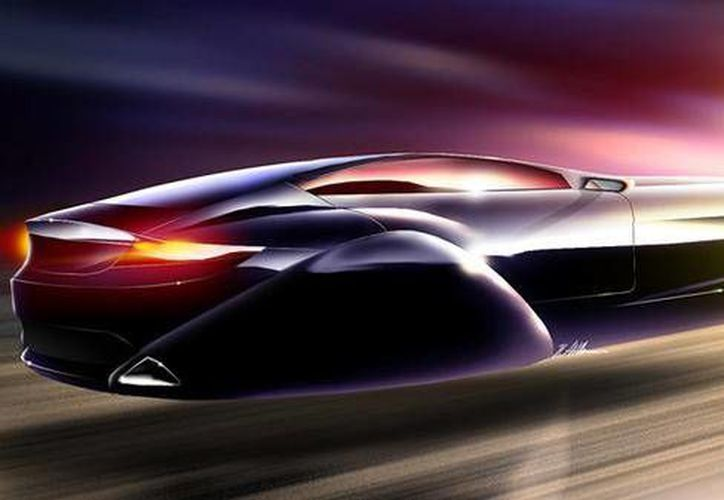 La compañía automovilística Toyota ha patentado un auto volador, llevando dicha tecnología a las masas. Foto de contexto. (devianart.com)