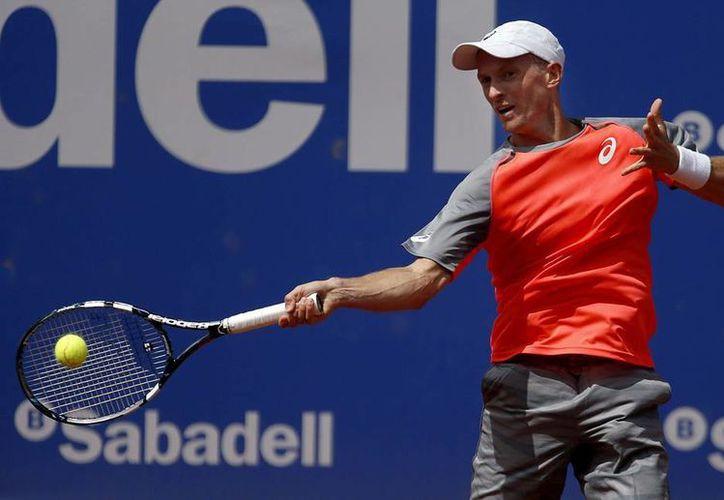 La Federación de Tenis de Rusia anunció que ofreció a Nikoláy Davydenko un puesto en el organigrama federativo. (EFE/Archivo)