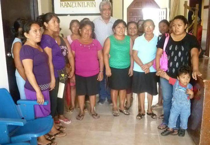 Los cursos fueron inaugurados en Lázaro Cárdenas. (Raúl Balam/SIPSE)