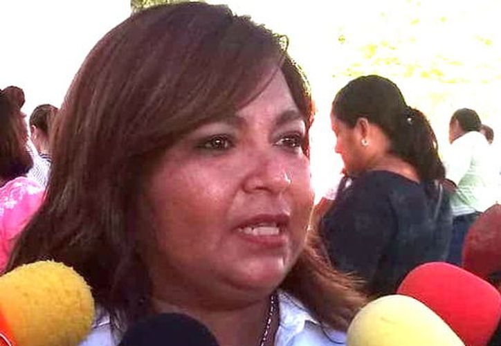 La directora del Instituto Municipal de la Mujer, Fabiola García Magaña, señaló que realizan un trabajo móvil para informar a la sociedad sobre la violencia de género.
