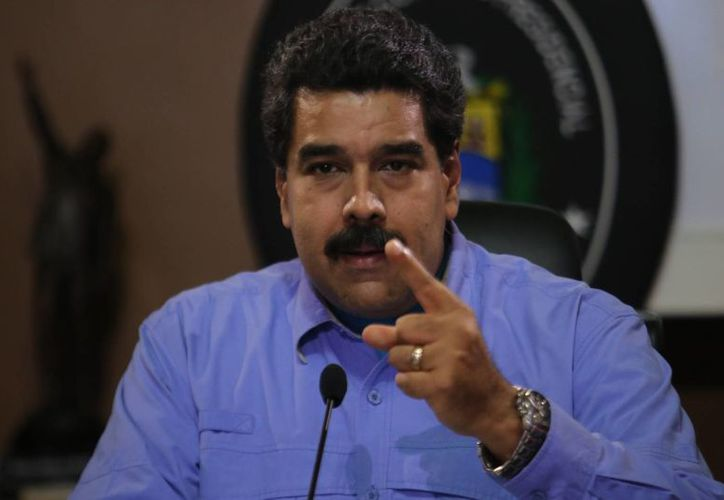 Nicolás Maduro asegura que el estado de excepción en la frontera con Colombia busca restablecer el orden y la tranquilidad en la frontera. (EFE)