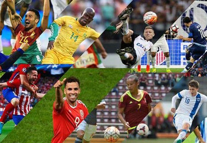 Entre los 10 finalistas de este año al premio Puskas están Saúl Ñíguez, del Atlético de Madrid, y Hal Robson Kanu, por su golazo con Gales en la Eurocopa. (marca.com)