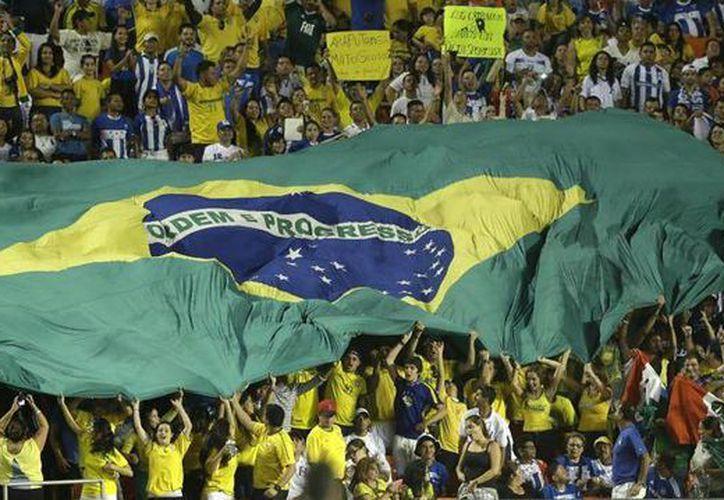 El futbol es el deporte nacional de Brasil. (Agencias)