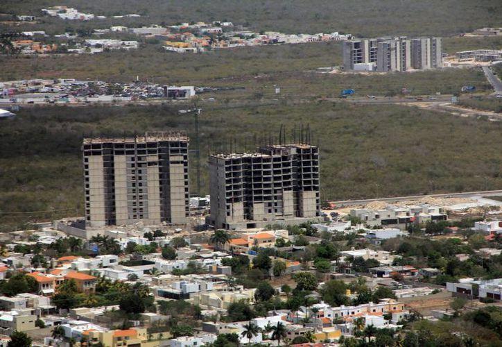 En Mérida hay diversas opciones de vivienda, tanto en tamaño como en precios. (Milenio Novedades)