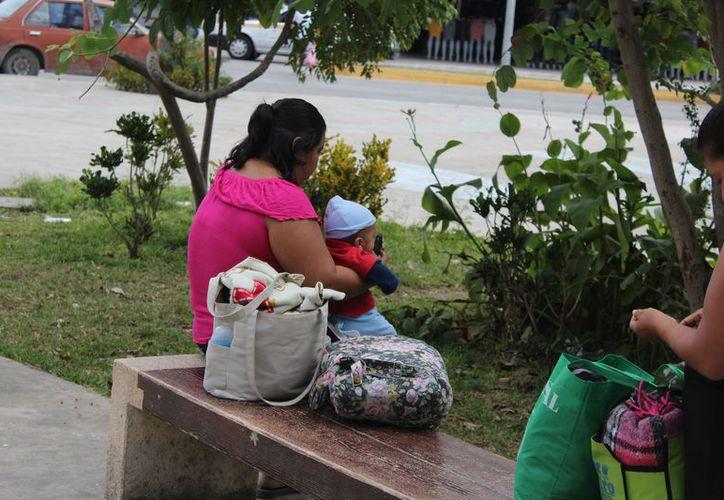 Las estadísticas posicionan al municipio en segundo lugar a nivel estatal en violencia contra la mujer, sólo por debajo de Benito Juárez. (Joel Zamora/SIPSE)