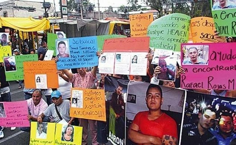 Familiares de los desaparecidos del Heaven primero clamaron por hallar los cuerpos y ahora quieren que los acusados paguen por lo que hicieron. (Agencias/Foto de archivo)
