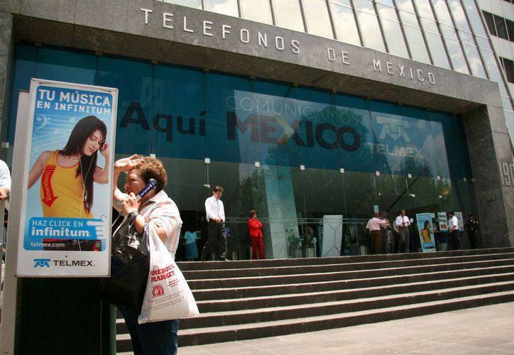 Telmex informó que la modificación a los Planes Infinitum entrará en vigor el primer día del 2015. (Archivo/SIPSE)