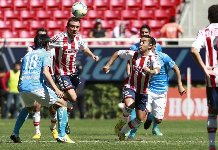 San Luis no ha dado una en el Clausura 2013. (Notimex)