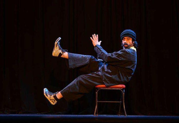 "Daniel ""Gallo"" Gutiérrez, director de Morus Lokus Clown, se presentará este sábado 26 de agosto. (Redacción/SIPSE)"